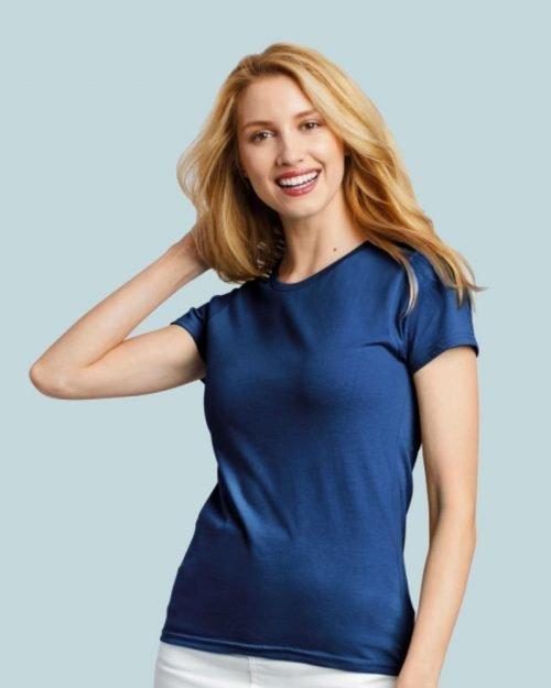 maglietta_tshirt_donna_gildan_premiun_cotton_kslab_personalizzazione